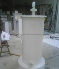 PVC酸雾吸收器(酸碱储罐酸雾净化器,车间酸碱气体吸收装置