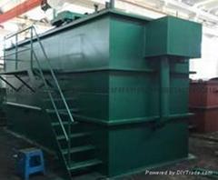 宜興工業車間浮化液含油廢水處理設備YF溶氣氣浮