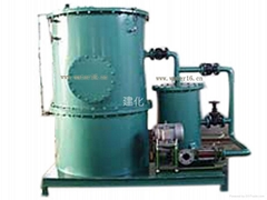 LYSF Land oil water separator for machinery oil