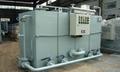 Marine domestic sewage treatment plant,