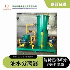 電廠油污水處理裝置 石化油庫含油廢水處理設備 浮油吸收器