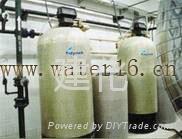 全自動軟化水設備去除鍋爐水空調水硬度