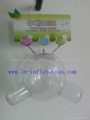 Baby Urine hang-paper