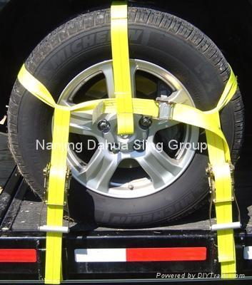 Wheel Nets Amp Car Tie Downs De Dahua China