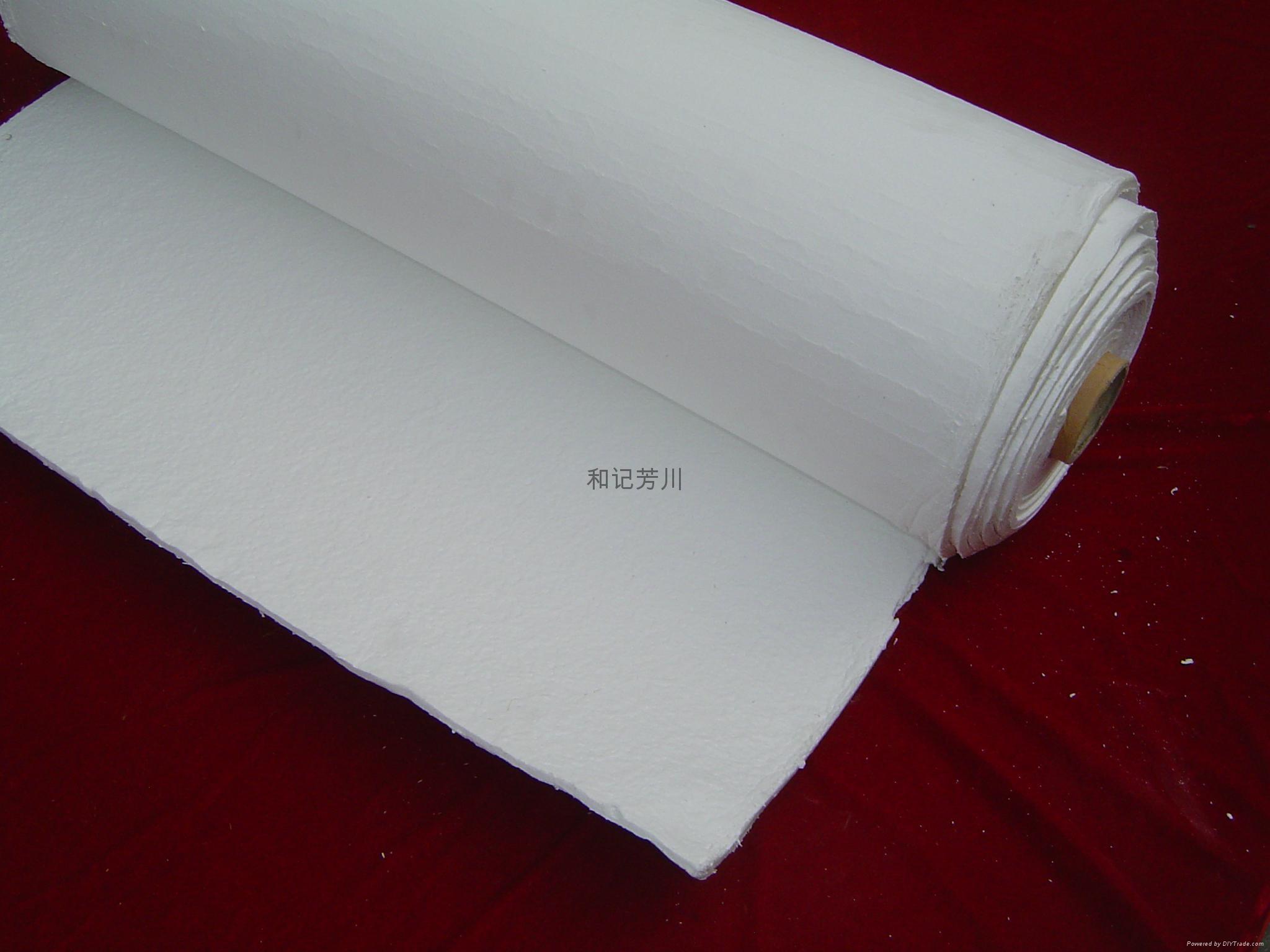 保温隔热防火材料玻璃纤维保温纸 1