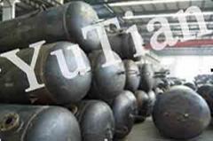 storage type pressure vessel