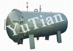 quick open door type pressure vessel