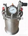 5L不锈钢压力桶