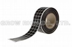 Fiberglass reinforced silicone insulator