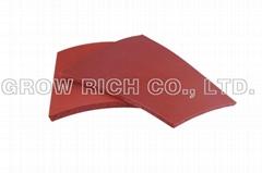 Silicone rubber sponge s