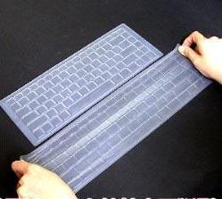 Ultra Thin Silicone Sheet High Transparent Silicone Sheet