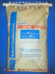 精制柠檬酸钠
