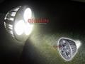 led spotlight MR16 GU10 E27