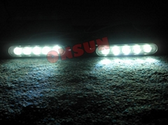 Universal Car DRL Fog Driving Lamp Daylight Daytime Running Light (Hot Product - 1*)