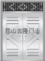 崑山電動伸縮門 5