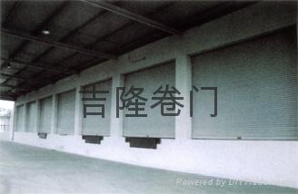 吉隆廠房自動門 2