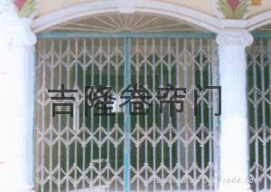 崑山吉隆不鏽鋼連接門 1