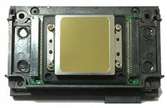 愛普生XP600壓電寫真機噴頭