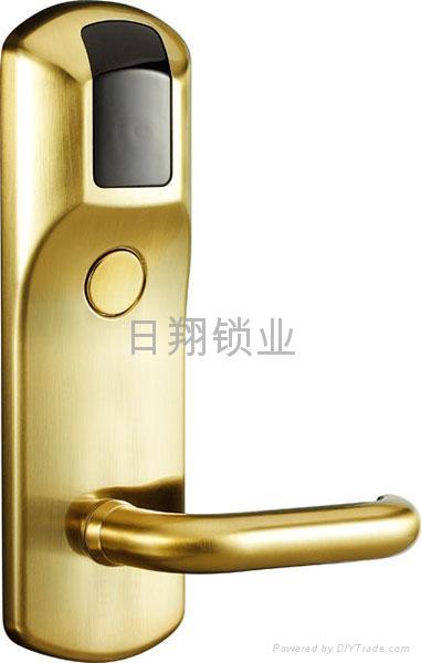 北京酒店插卡鎖 1