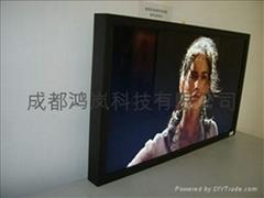 四川42英吋壁挂式液晶廣告機