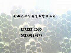 聚乙烯塗塑多孔鋼管