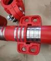 矿用特高压管路远程供液管路
