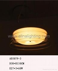 bolio glass pendant lamp