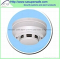 Smoke Detector With Network Signal Output