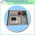 GSM Wireless Intelligent Alarm System