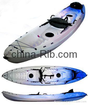 Plastic Kayak 1