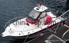 YFishing21 hardtop boat