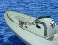 2012 model Rib960 cabin boat