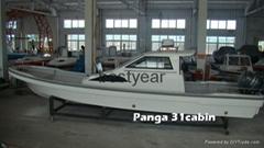 Panga Fishing boat Panga 31cabin