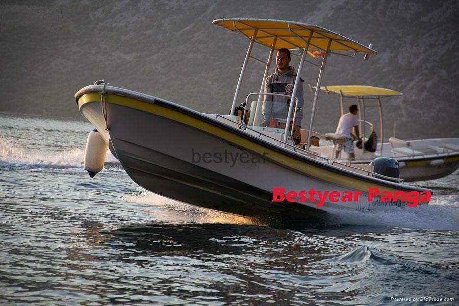 2013 ISAF used Panga23B boat for sale 1