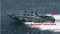Super Aluminum Military Patrol Boat