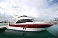 luxury yacht 42