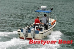 Panga 30 boat fishing bo