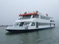 Steel Passenger boat for 400P