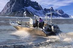 Aluminum alloy sport boat AL710 AL810