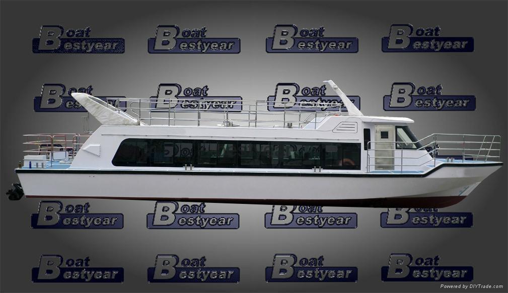 Passenger boat 25m for 110 passengers 3