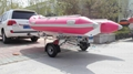 BFT trailer Bestyear Folding trailer