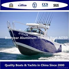 Aluminum alloy 750 fishi