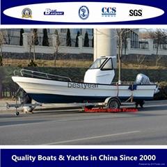 2015 Panga23HA boat fish