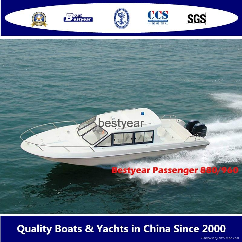 High speed passenger boat 880 /980 1