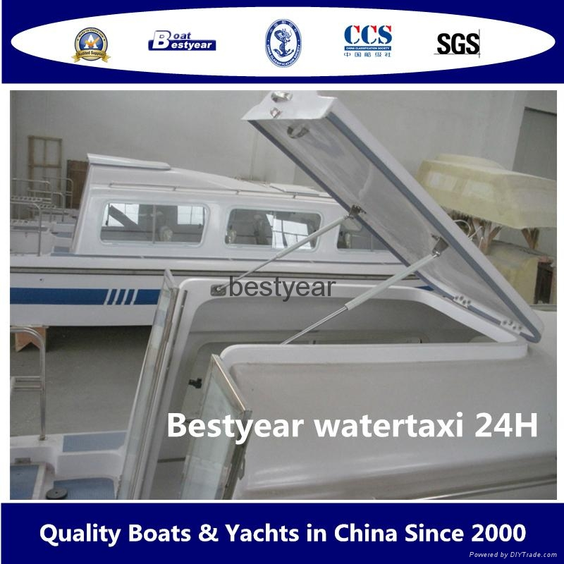 24ft watertaxi for 12 passengers 4