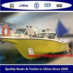 Fishing boat UF33