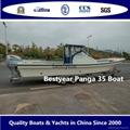 Large panga 35 fishing boat 2