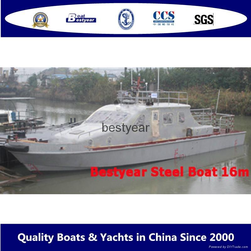 Cheaper 16m Multi-porpose boat 1
