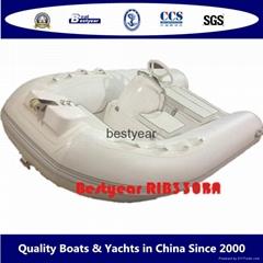 Bestyear Rib330BA boat