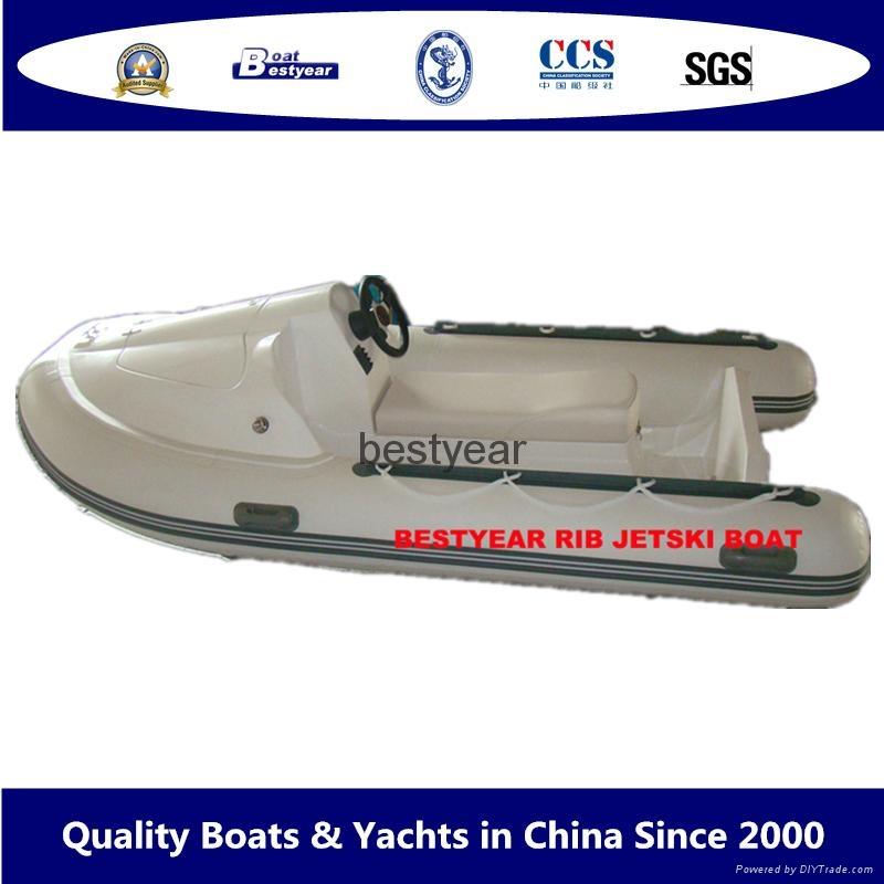 Rib JetSki Boat 2